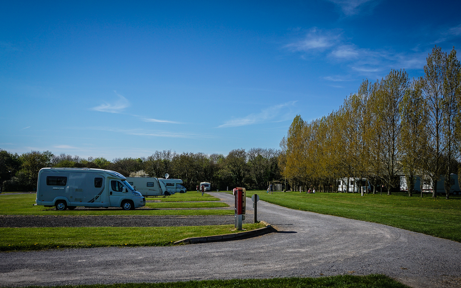 The Perfect Touring and Camping Park