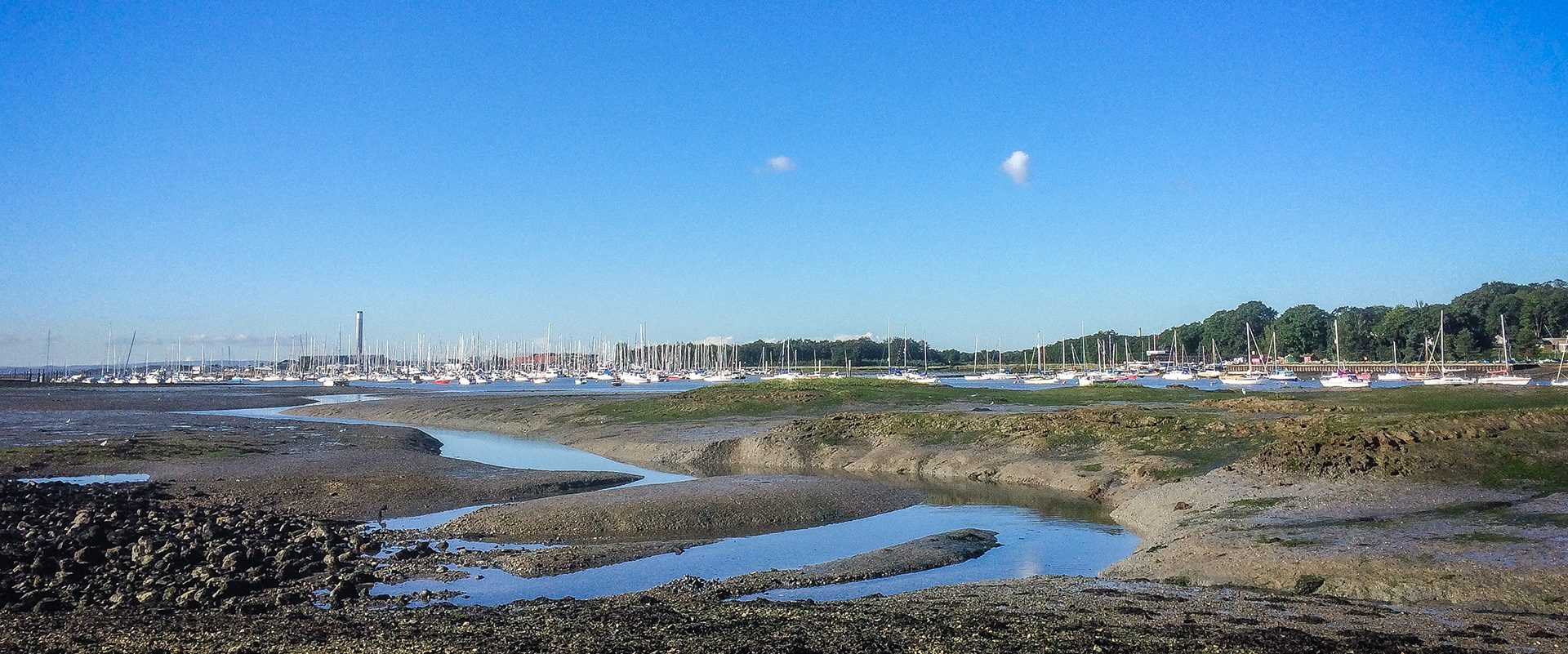 Explore the Hamble Valley